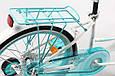 """Детский велосипед ARDIS SMART 16""""   Белый/Голубой, фото 3"""