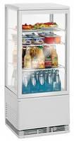 Шкаф — витрина холодильный настольный VRN 78 Beckers (Италия)