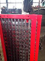 Ремонт решета на комбайн Енисей (Agromash)