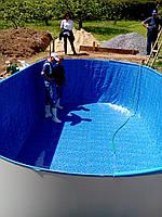 Плёнка мозаика для сборного каркасного бассейна Ibiza, Hobby pool