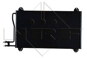 Радиатор кондиционера MB Sprinter (901-904) TDI/CDI, 96-06, фото 2