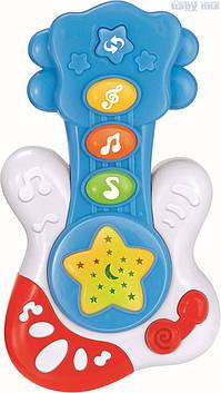 Игрушка Гитара Baby Mix PL-419750