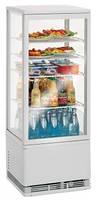 Шкаф — витрина холодильный настольный VRN 98 Beckers (Италия)