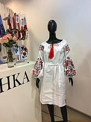 Сукня в українському стилі - Жар птиця