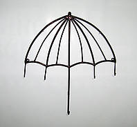 Ключница кованая Зонтик, фото 1
