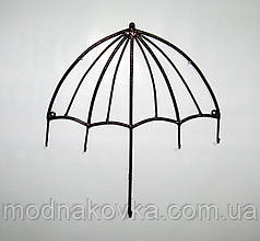 Ключница кованая Зонтик