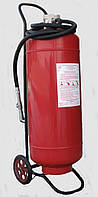 Огнетушитель порошковый передвижной ВП-100(з)
