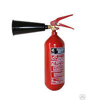 Огнетушитель углекислотный ВВК-3,5(ОУ-5)
