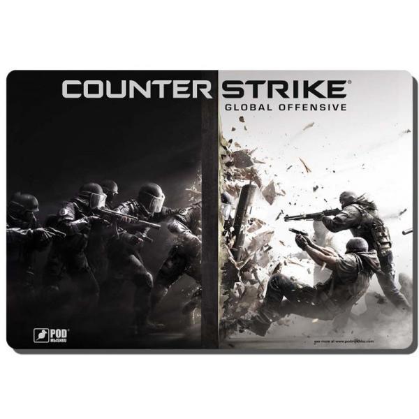 Коврик для мышки Podmyshku GAME Counter strike-М