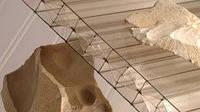 Сотовый поликарбонат POLYGAL Silhouette Gold (Израиль) 8 мм