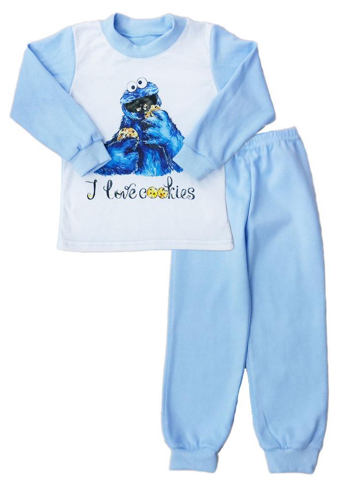 Пижама для мальчика Коржик