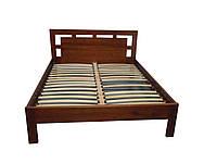"""Кровать из натурального дерева """"Рамка""""  Voldi, фото 1"""