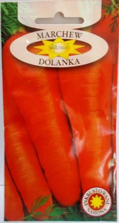 Морква Долянка 5г (Roltico)