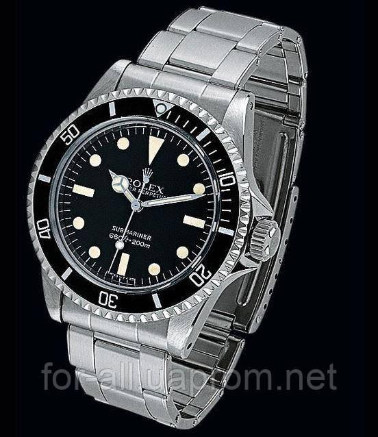 Фото часов Rolex Submariner 6204