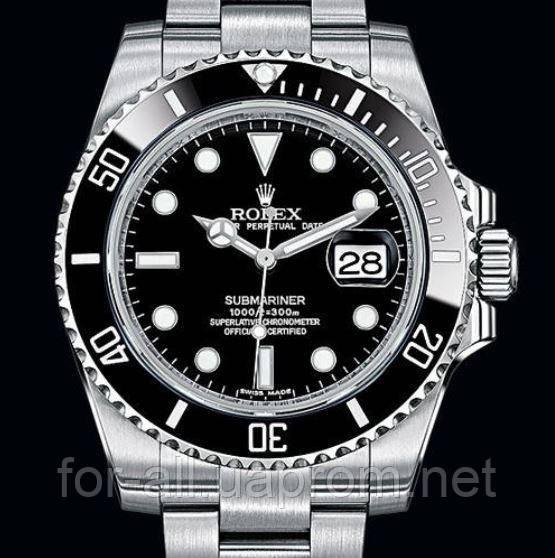Фото часов Rolex Submariner 1680