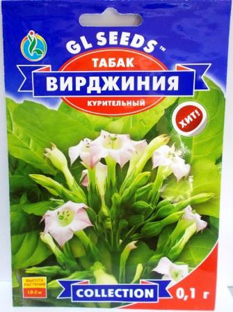 Тютюн Вірджінія 0,1г  (GL Seeds)