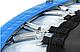 Батут для фитнеса KIDIGO 112 см , для прыжков, нагрузка 100кг, фото 3