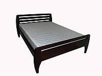 """Кровать из натурального дерева """"Анжелика"""" Voldi"""