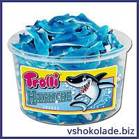 Тролли - Акулы (конфеты, мармелад, пластиковая банка)