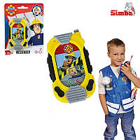 Смартфон со звуком Пожарный Сэм Dickie 9258697