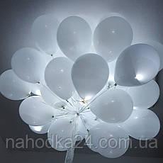 Светодиод белый для гелиевых шаров, фото 3