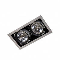 Точечный светильник Italux ARLO SV DL-722APLUSDL-722HD-AR111/SV