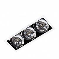 Точечный светильник Italux ARLO WH DL-723APLUSDL-723HD-AR111/WL