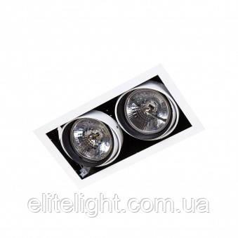 Точечный светильник Italux ARLO WH DL-722APLUSDL-722HD-AR111/WL