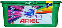 Капсулы для цветного Ariel 3in1 Color