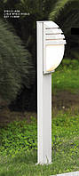 Парковый светильник Italux Decora 5161-1/100 ALU