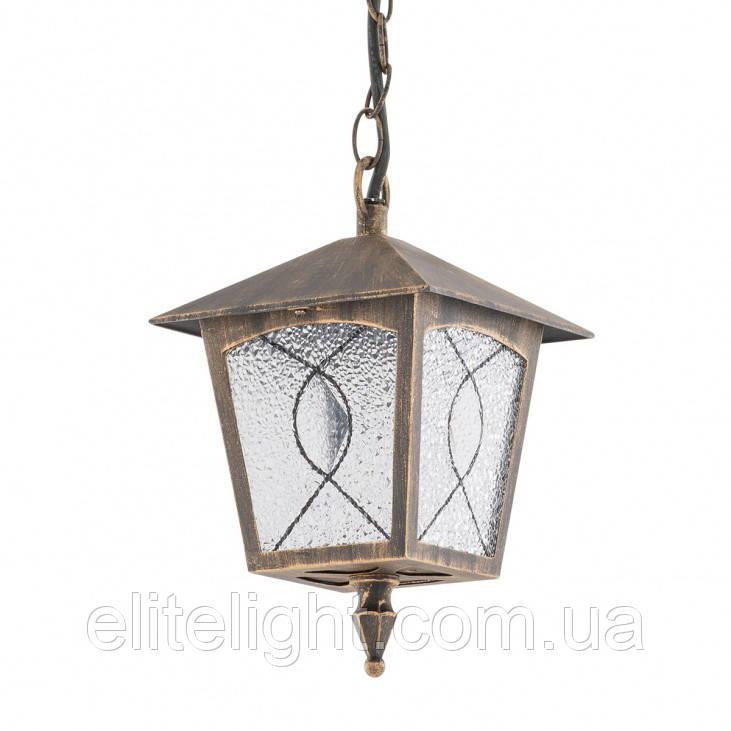 Уличный подвесной светильник Italux Lazio 2544