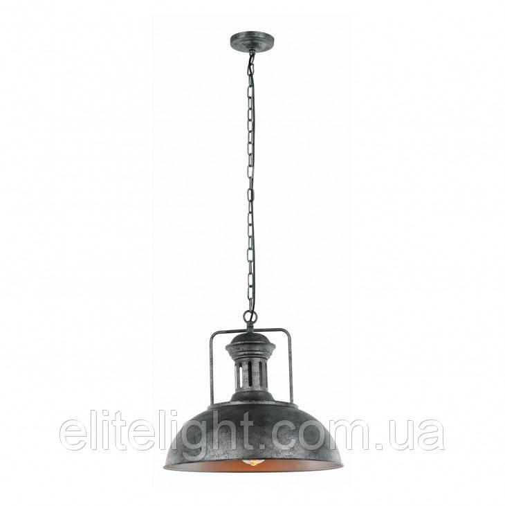 Подвесной светильник Italux MDM-2647/1 GR+BK NADIA