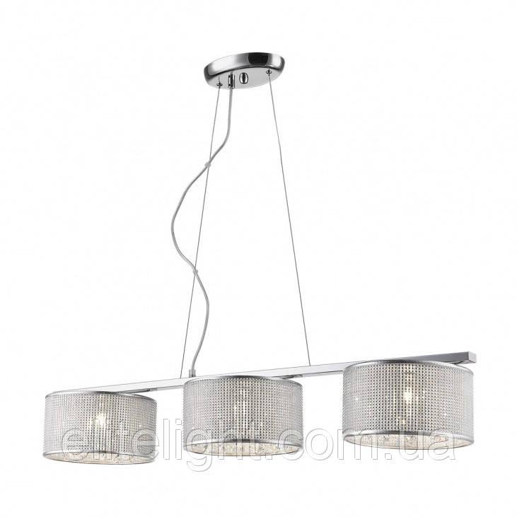 Подвесной светильник Italux P0173-03Y CH QUARTZ