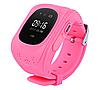 Дитячі смарт-годинник з GPS трекером Q50 (pink) 1480