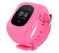 Детские смарт-часы с GPS трекером Q50 (pink) 1480