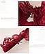 Комплект кружевной  wild Rose (85в), фото 5