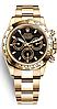 Часы Rolex Daytona кварцевые мужские,ролекс дайтона черные