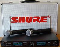 Микрофоны для караоке Shure UHFLX-88-3