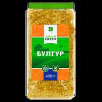 Булгур, Natural Green, 400 г