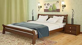Деревянная кровать Соната 120*190