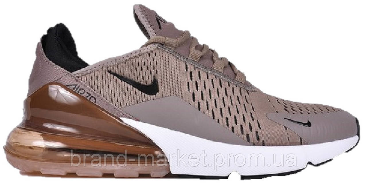 ac15cc4e Мужские кроссовки Nike Air Max 270 Olive - Магазин обуви Brand Market  (бренд онлайн)