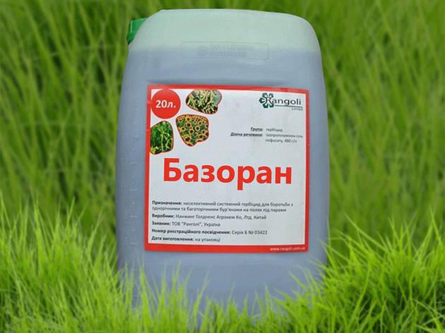 Гербицид Базоран (гербицид Базагран), фото 2