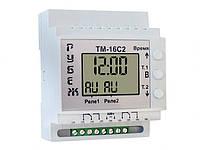 Таймер ТМ-16С2, 2х16A, РУБЕЖ