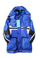 Куртка детская весна-осень для мальчиков р. 34-40