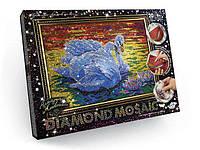 Комплект креативного творчества Алмазная живопись DIAMOND MOSAIK 6858