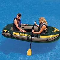 Лодка надувная Intex Seahawk на 2 человека  68346