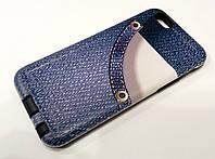 Чехол накладка противоударная Remax Cover JeansShok для iPhone 6 / 6s