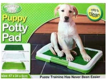 Туалет для собак Puppy Potty Pad, фото 2