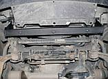 Захист картера двигуна, кпп і ркпп Dodge Nitro 2007-, фото 7