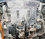 Захист картера двигуна, кпп і ркпп Dodge Nitro 2007-, фото 8